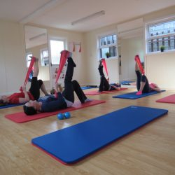Mat pilates classes in Newcastle Co.Dublin. Physio led classes here.
