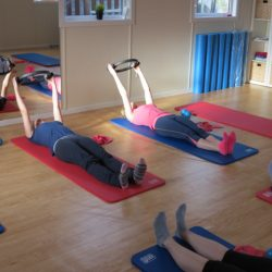 Mat pilates classes for all levels in Newcastle Co.Dublin. Specialised physio led classes within easy reach of work or home.